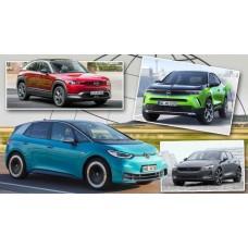 5 самых доступных электромобилей в 2022 году