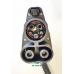 Адаптер для быстрой зарядки CCS Combo 2 - CCS Combo 1 (150A)